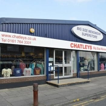 Chatleys Big Size Menswear Bury