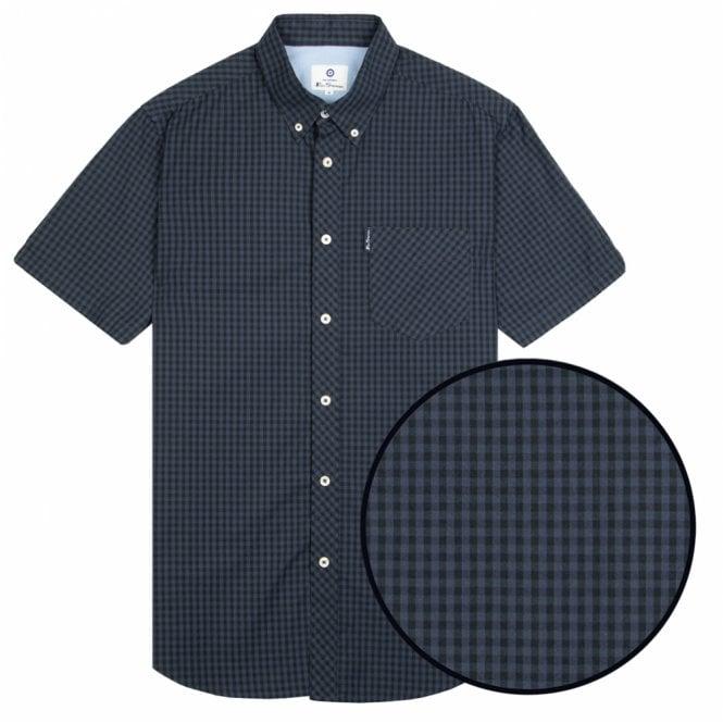 Clothing|Shirt Ben Sherman Signature Core Gingham Short Sleeve Shirt