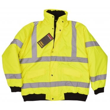 Brooklyn High Vis Coat