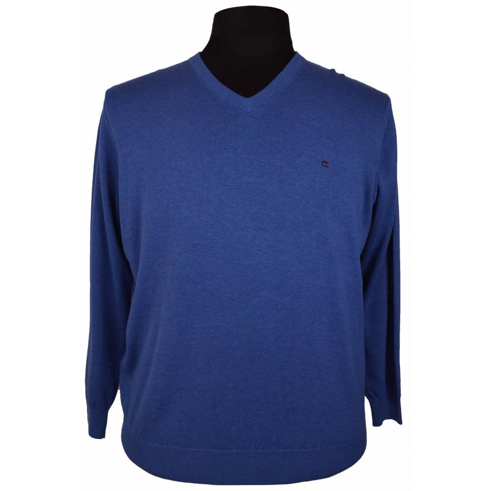 df3ae035dbf Casa Moda Plain V Neck Sweater