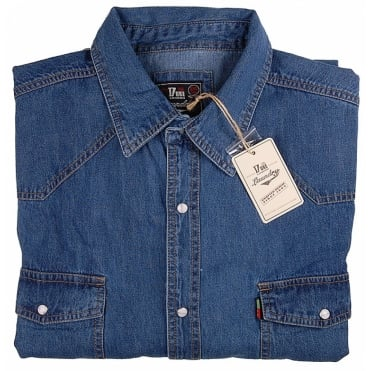 Duke Denim Shirt