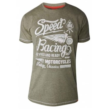 Duke Speed Racing T Shirt
