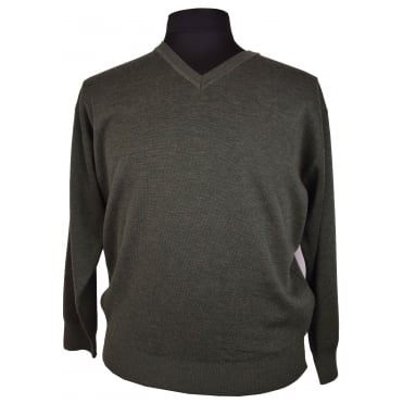 Gabicci Plain V Neck