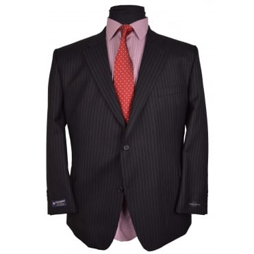 Hugo James Wool Suit
