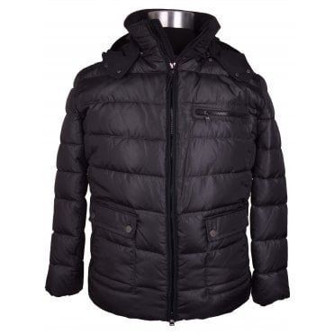Jupiter Winter Down Bubble Jacket With Hood