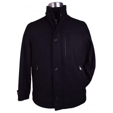 Jupiter Wool Water Proof Winter Coat 41411