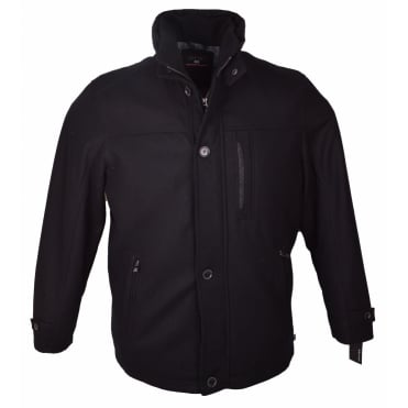 Jupiter Wool Waterproof Winter Casual Jacket