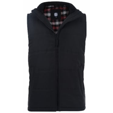 Kam Fashion Padded Gilet Bodywarmer