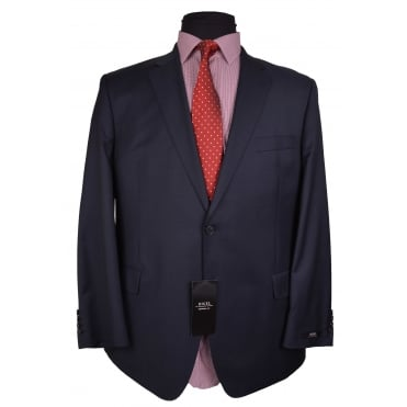 Mens Big Size Digel Wool Suit