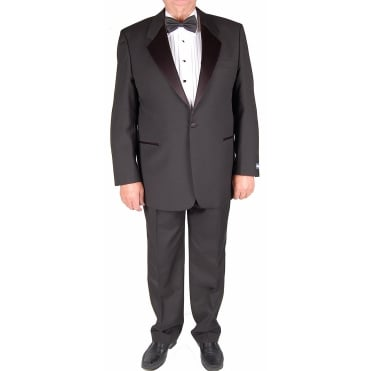 Mens Big Size Dinner Suit