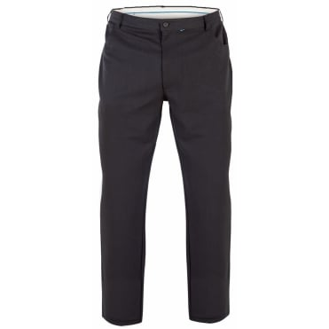 Mens Big Size Duke Bi Stretch Trouser