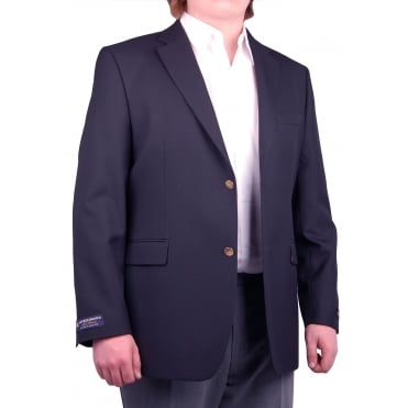 Mens Large Single Breasted Blazer