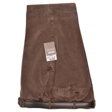 Meyer Cord Casual Trouser