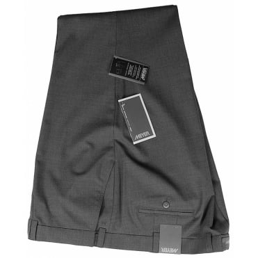 Meyer Expandable Waist Wool Trouser