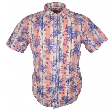 Mishmash Fashion Print Floral Shirt