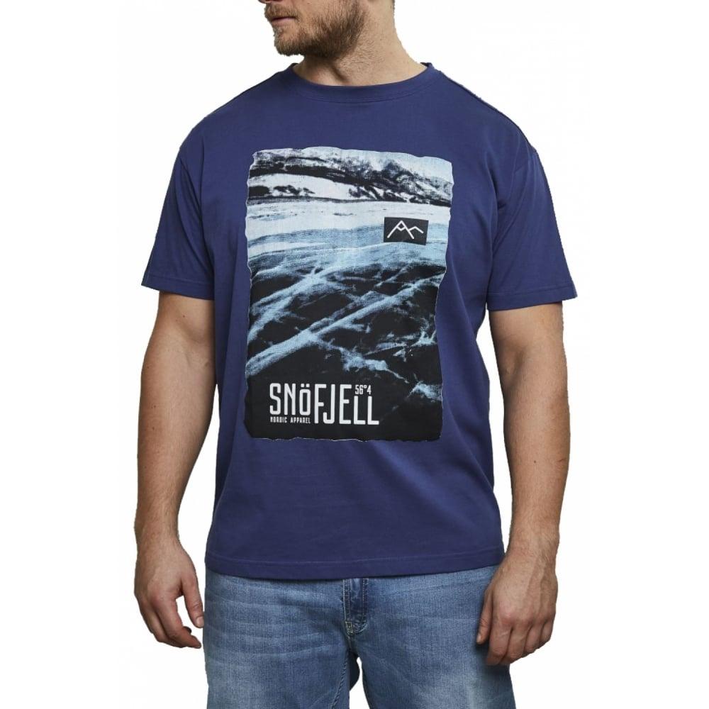 7b1f5d3127cd North 56°4 Nordic Apparel T Shirt - Clothing from Chatleys Menswear UK