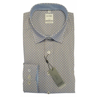 Olymp Formal Patterned Shirt
