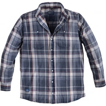 Replika Brushed Check Shirt