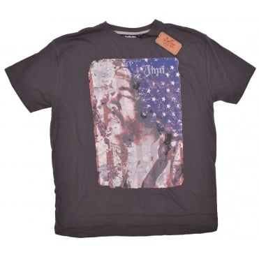 a86b95b1194 Replika Jeans By All Size Jimi Hendrix Tshirt
