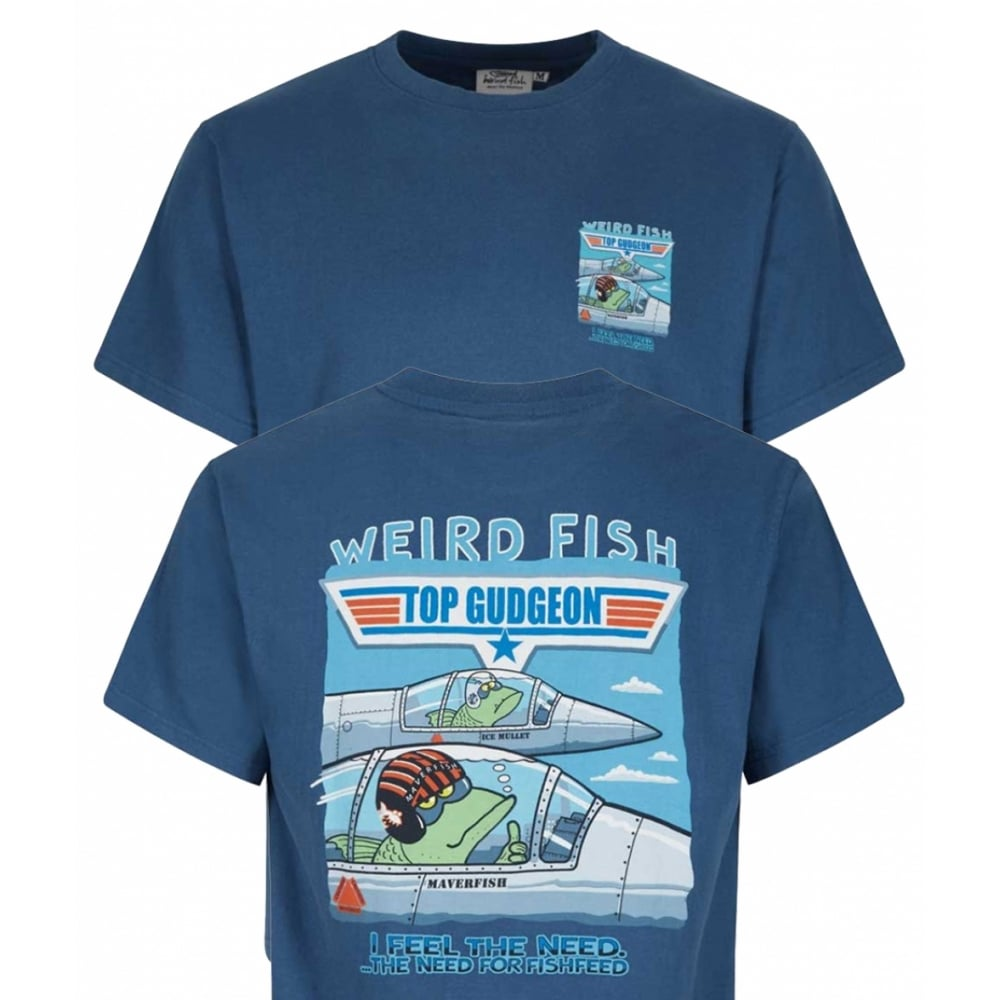 Weird Fish Shirt 10