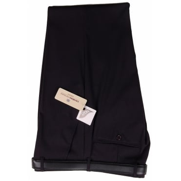 Wool Mix Stretch Trouser